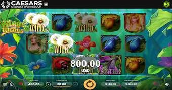 Top 5 Slots To Play At Caesars Online Casino