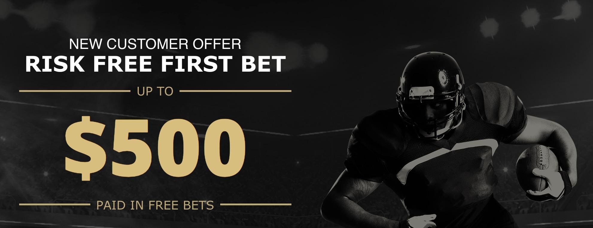 BetMGM $500 Risk Free Bonus Bet