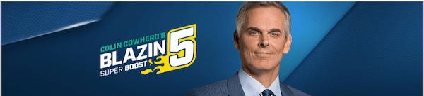 Fox Bet Promo With Colin Cowherd
