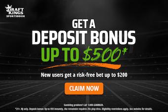 DraftKings Sportsbook Deposit Bonus In WV