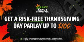 DraftKings Sportsbook Thanksgiving Promotion