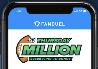 FanDuel DFS Thursday Promo