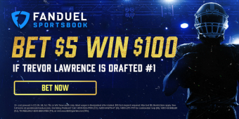 Get 20/1 Odds With This FanDuel NFL Draft Promo!