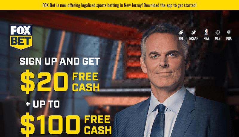 Fox Bet Promo Code