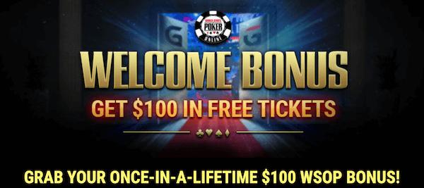 GGPoker Signup Bonus