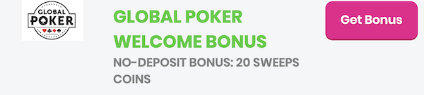 Global Poker Promo Code