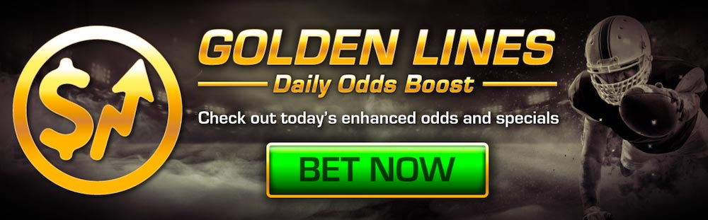 Golden Nugget Odds Boosts