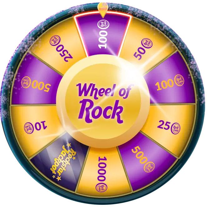 50 Free Spins At Hard Rock Online Casino