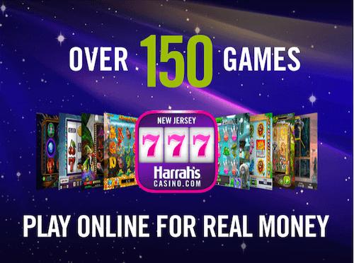 Harrahs Online Casino App With Over 150 Games