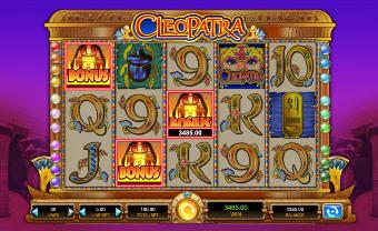 Hollywood Casino Cleopatra Slots
