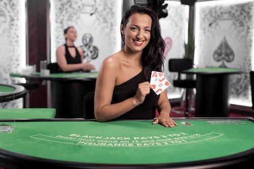 Live Dealer Blackjack At NJ Online Casinos