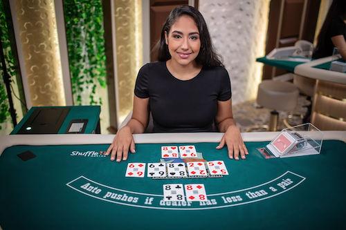 Live Dealer Hold'em At NJ Online Casinos