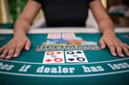 Ultimate Texas Holdem