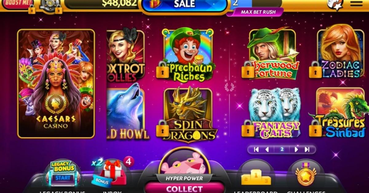 Caesars Casino App For Android | Play Caesars Games On Android