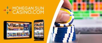 Mohegan Sun App On iPhone