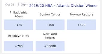 Atlantic Odds