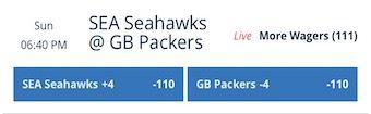 SEA-GB Odds