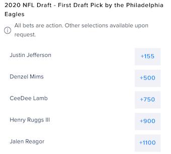 Eagles Draft 2020