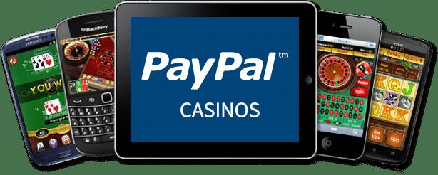 NJ Online Casinos That Accept PayPal