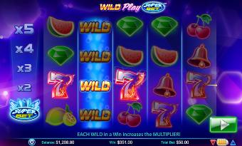 Play Wild Play Super Bet At BetMGM!