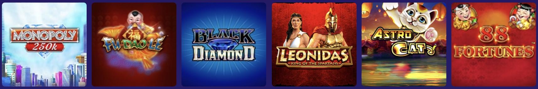 Party Casino Online NJ Slots