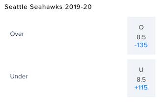 Seahawks Win Total