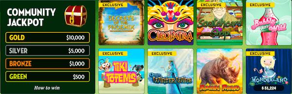 Tropicana Casino Games