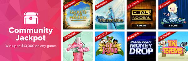 Virgin Casino Games