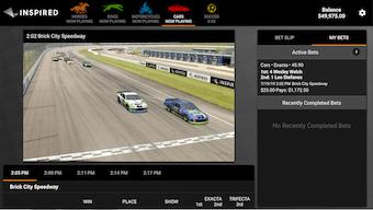 virtual sports betting BetMGM