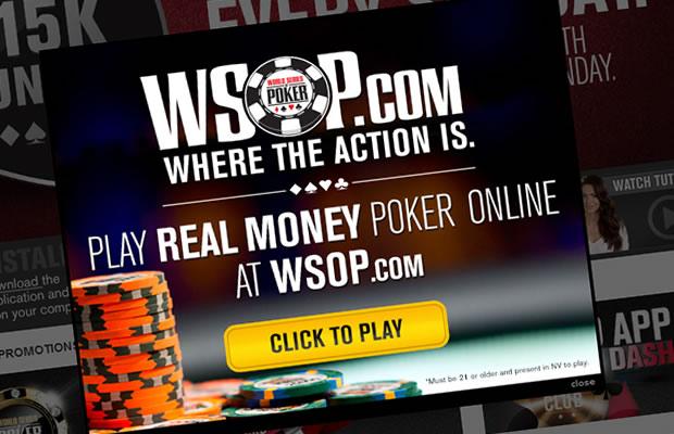WSOP NJ Promo Code