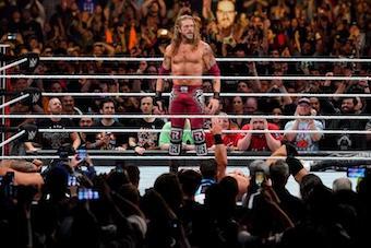 Wrestlemania 36 Picks