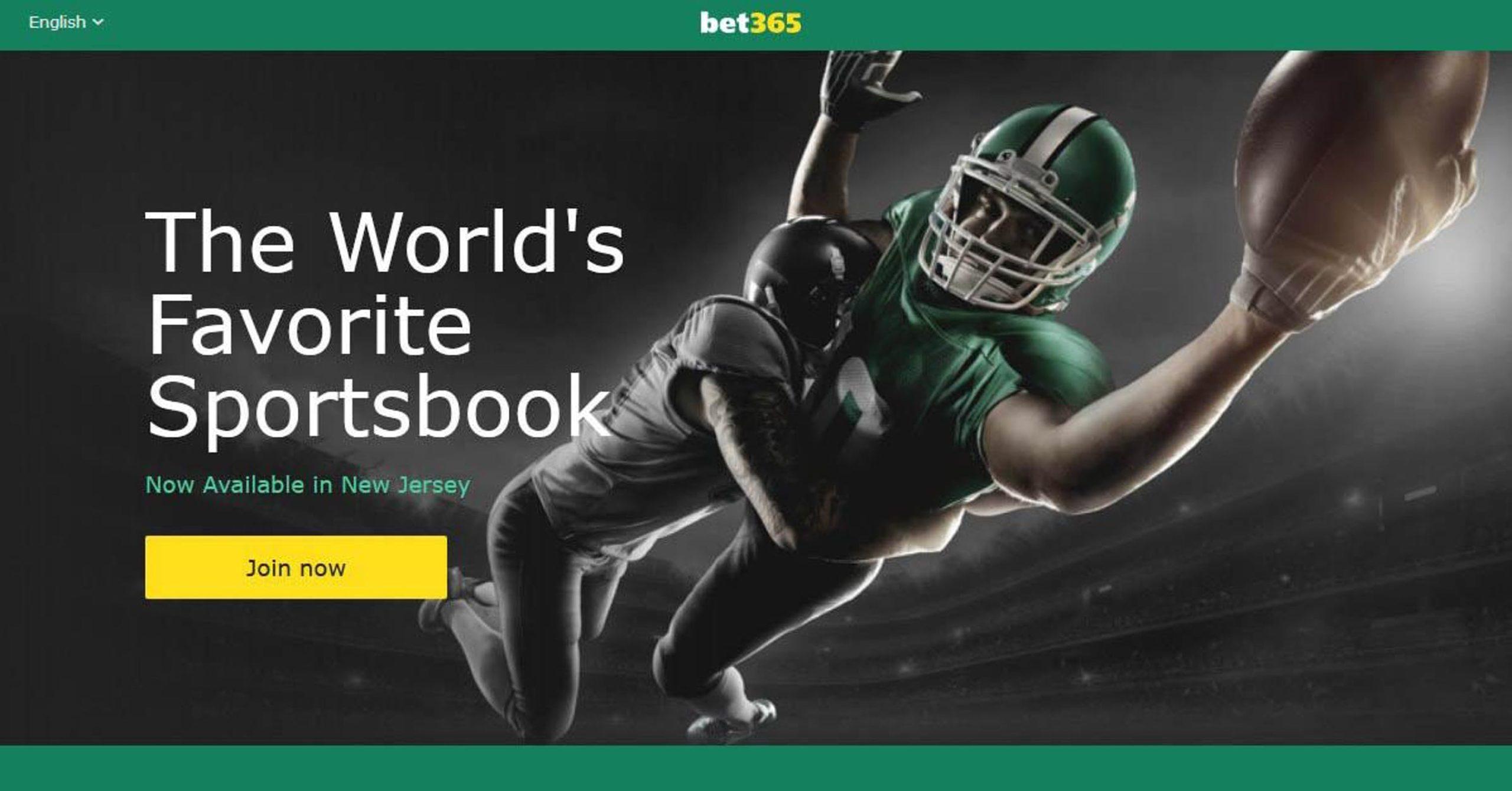 bet365 nj sportsbook