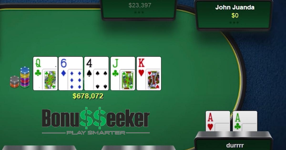 Best Real Money Online Poker Usa