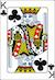 Blackjack Example - King of Clubs