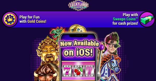 LuckyLand Slots Reward Code
