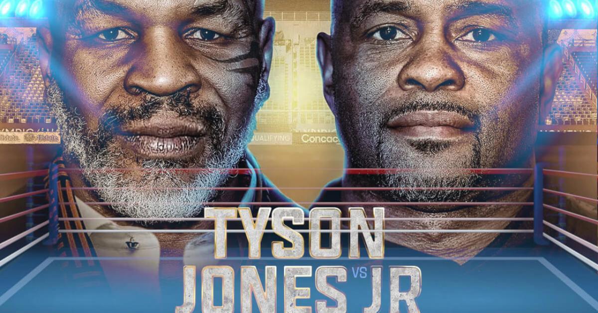 Mike Tyson vs Roy Jones Jr. Predictions | Odds & Betting Guide