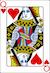 Blackjack Example - Queen of Hearts